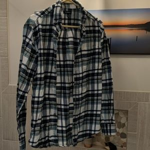 Croft and Barrow brushed flannel shirt